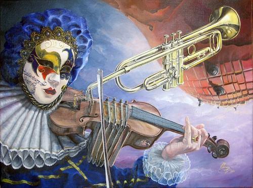 Daniel-Chiriac-Music-Instruments-Fantasy-Modern-Age-Avant-garde-Surrealism