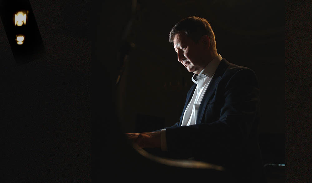 Boris Kosak · Composer and Pianist